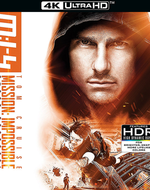 Mission Impossible Ghost Protocol VUDU 4K
