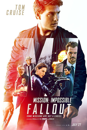 Mission Impossible Fallout iTunes 4K