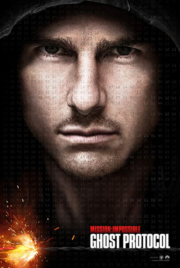 Mission Impossible Ghost Protocol UV HD