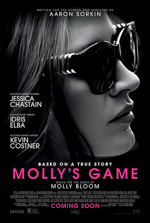 Molly's Game VUDU HD Instawatch