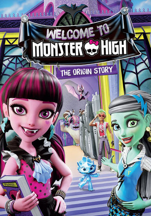 Welcome to Monster High iTunes HD