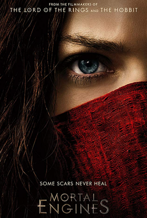 Mortal Engines VUDU HD or iTunes HD via Movies Anywhere