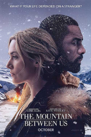 The Mountain Between Us VUDU HD or iTunes 4K