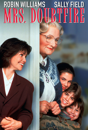 Mrs Doubtfire VUDU HD Instawatch (iTunes HD via MA)