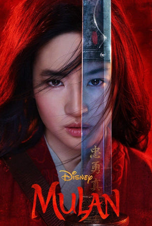 Mulan 2020 Google Play HD (Transfers to MA)