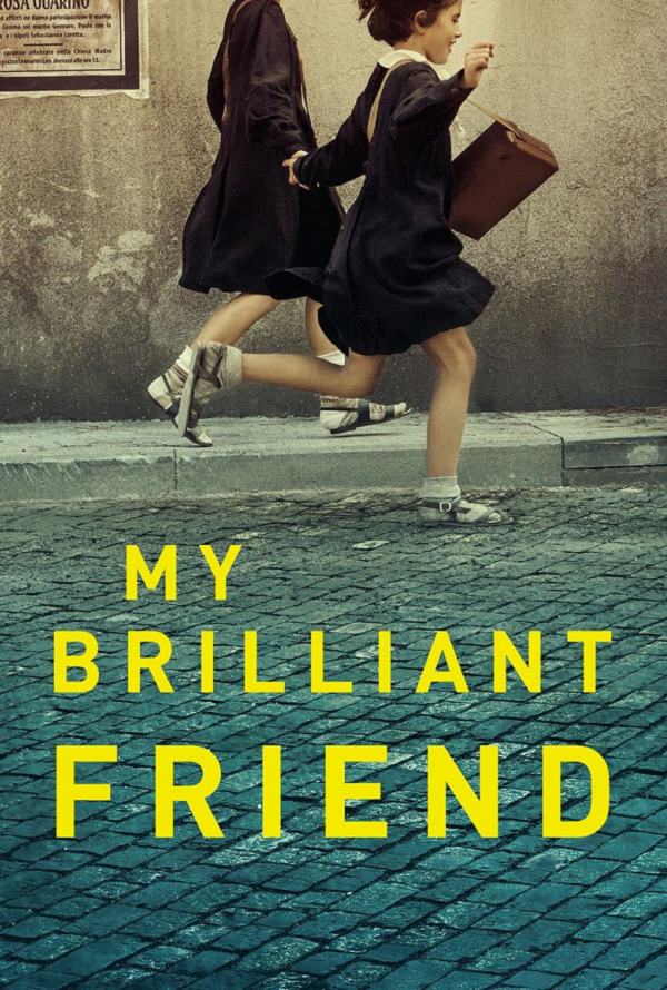 My Brilliant Friend Season 1 iTunes HD Pre-order Release Day