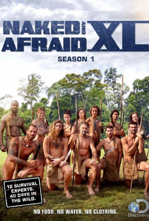 Naked and Afraid XL Season 1 UV SD