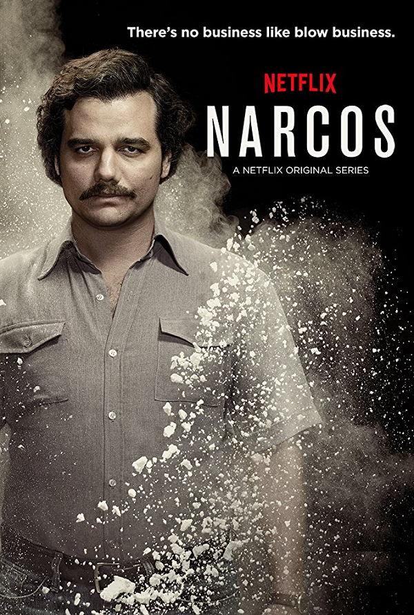 Narcos Season 1 UV SD