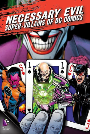 Necessary Evil Super-Villains of DC Comics VUDU HD or iTunes HD via MA
