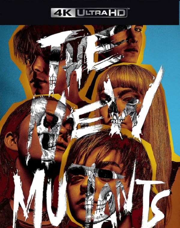 The New Mutants VUDU 4K or iTunes 4K via MA