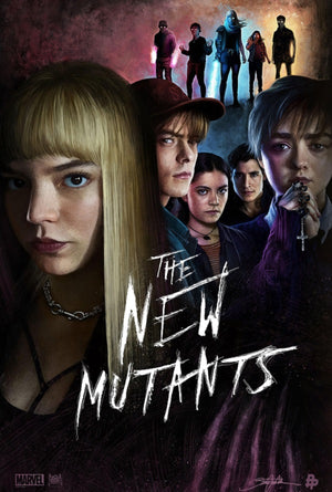 The New Mutants Google Play HD (Transfers to MA)