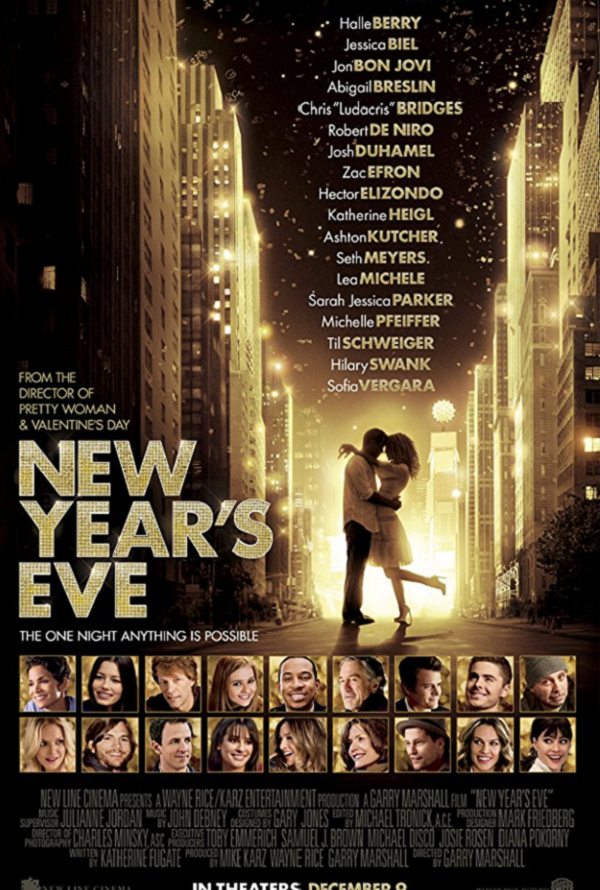 New Years Eve VUDU HD or iTunes HD via Movies Anywhere