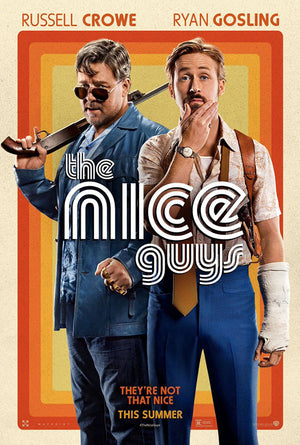 The Nice Guys UV HD or iTunes HD via Movies Anywhere