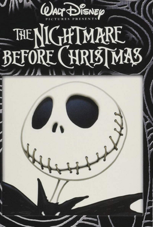 The Nightmare Before Christmas Google Play HD (VUDU/iTunes via MA)