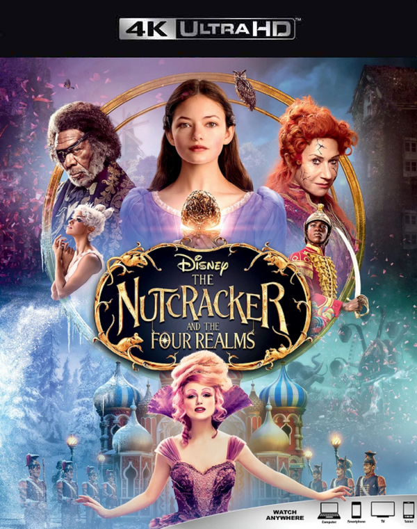 The Nutcracker and the Four Realms MA VUDU 4K