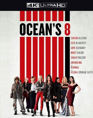 Ocean's Eight UV 4K or iTunes 4K via Movies Anywhere