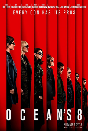Ocean's Eight VUDU HD or iTunes HD via Movies Anywhere