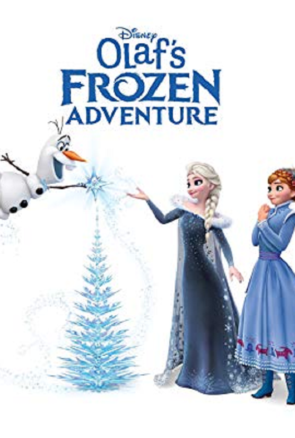 Olaf's Frozen Adventure Google Play HD (Transfers to MA)