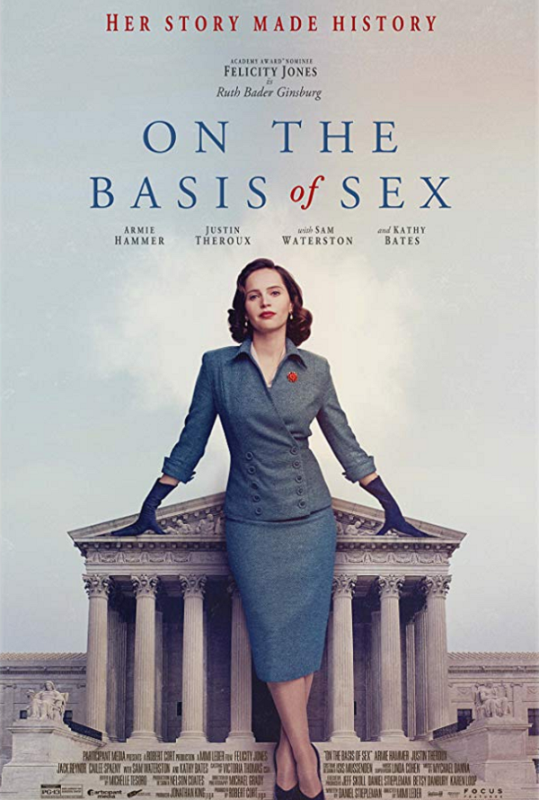 On the Basis of Sex VUDU HD or iTunes HD via Movies Anywhere