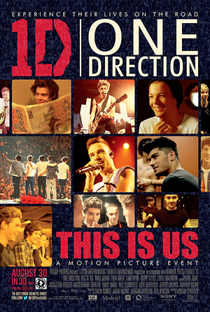 One Direction: This Is Us Extended Fan Edition VUDU HD or iTunes HD via Movies Anywhere