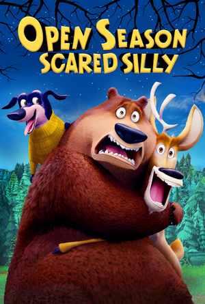 Open Season Scared Silly VUDU HD or iTunes HD via Movies Anywhere