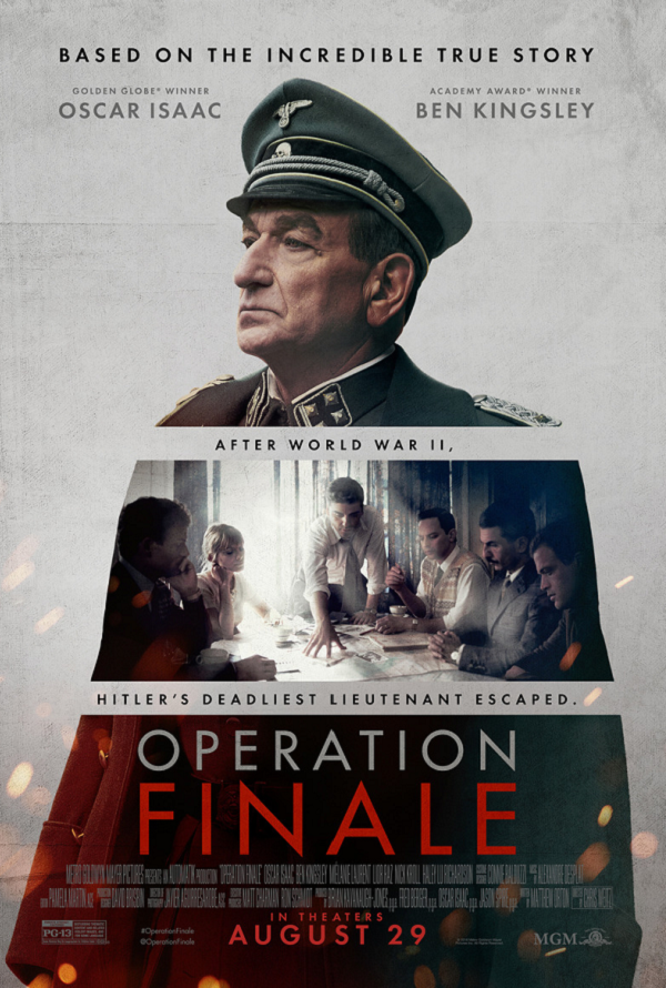 Operation Finale iTunes HD