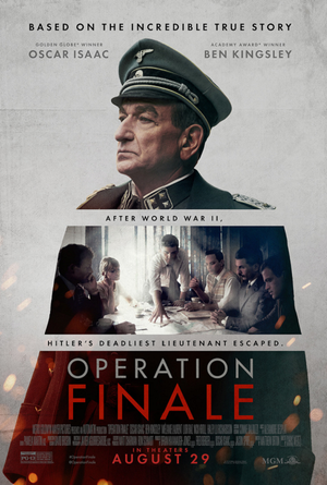 Operation Finale VUDU HD Instawatch