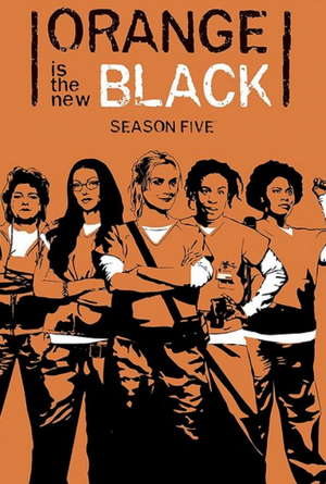 Orange is the New Black Season 5 UV HD