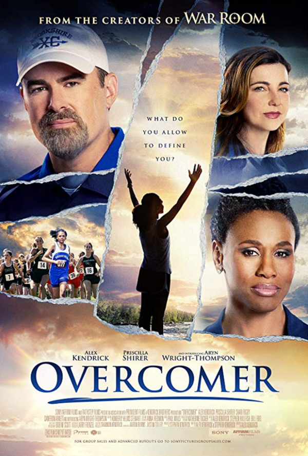 Overcomer VUDU HD or iTunes HD via MA Early Release