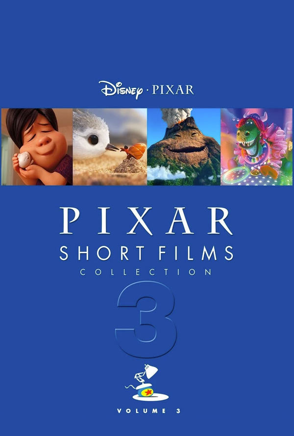 Pixar Short Films Collection Vol 3 MA VUDU iTunes HD