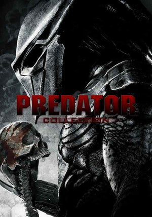 Predator 3 Movie Collection UV HD or iTunes HD via Movies Anywhere