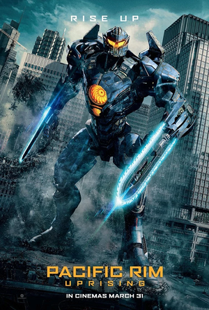 Pacific Rim Uprising UV HD or iTunes HD via Movies Anywhere