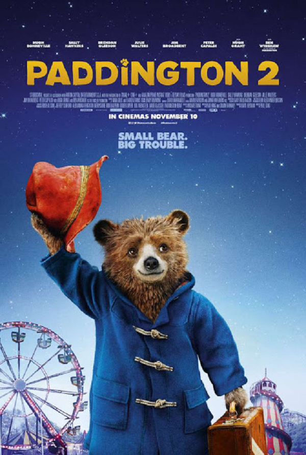 Paddington 2 VUDU HD or iTunes HD via Movies Anywhere