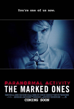 Paranormal Activity 5: The Marked Ones VUDU HD
