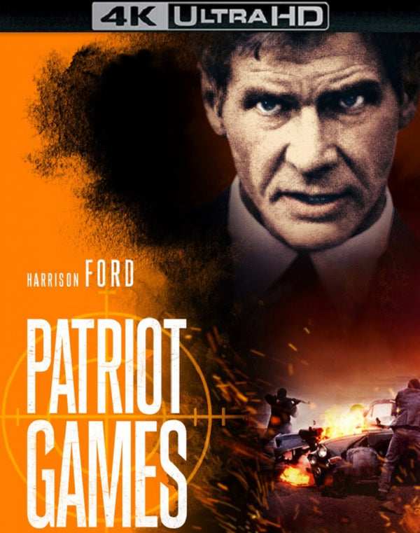 Patriot Games UV 4K
