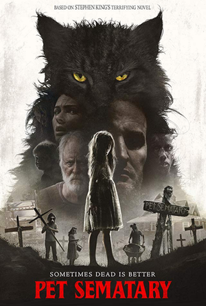 Pet Sematary 2019 VUDU HD Instawatch
