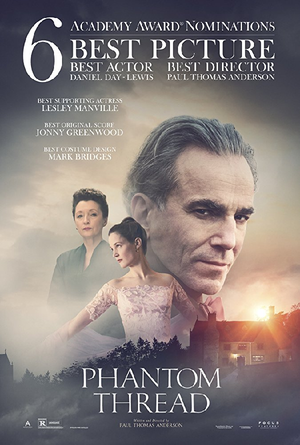 Phantom Thread VUDU HD or iTunes HD via MA