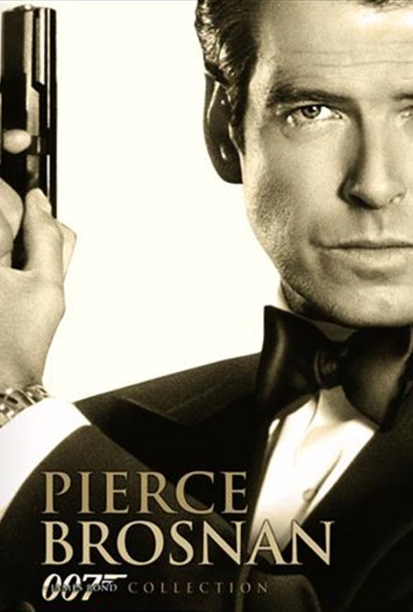 Pierce Brosnan 007 4-Movie Collection VUDU HD Instawatch