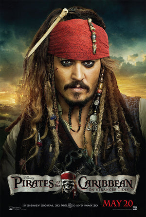Pirates of the Caribbean on Stranger Tides iTunes HD (VUDU HD via MA)