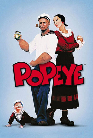 Popeye VUDU HD or iTunes HD