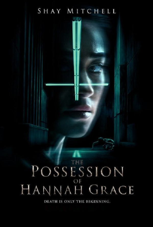 The Possession of Hannah Grace VUDU HD or iTunes HD via Movies Anywhere *WATCH FEB 19