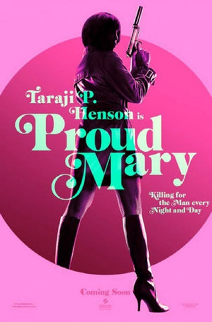 Proud Mary VUDU HD  or iTunes HD via Movies Anywhere