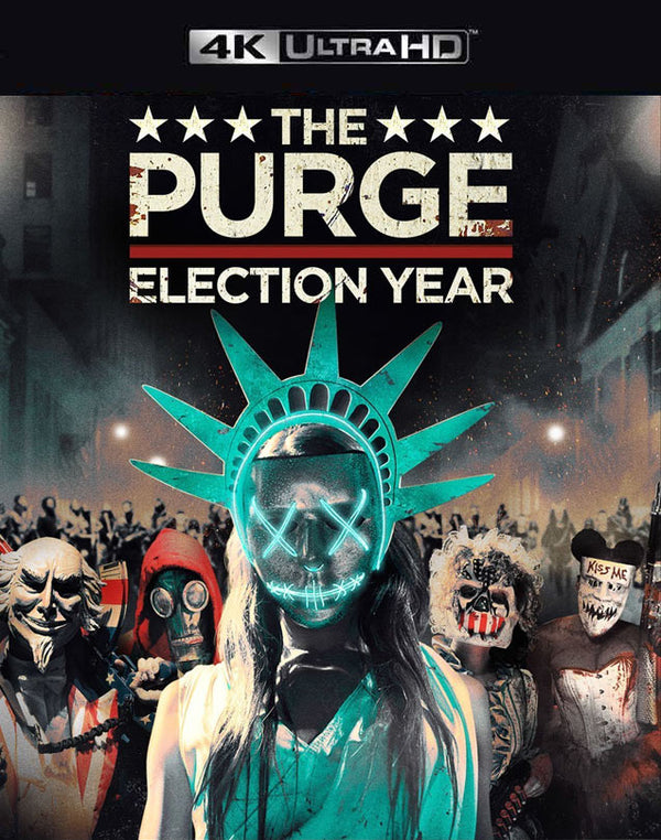 The Purge Election Year VUDU 4K iTunes 4K MA 4K