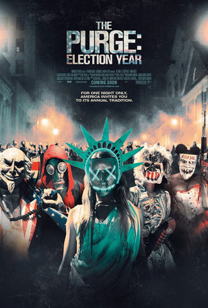 The Purge Election Year UV HD