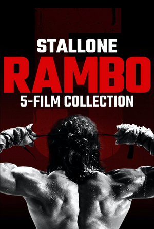 Rambo 5-Film Collection VUDU HD