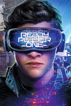 Ready Player One VUDU HD or iTunes HD via MA