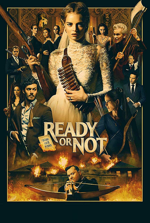 Ready or Not VUDU HD or iTunes HD via MA