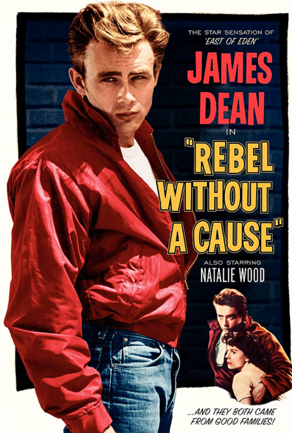 Rebel Without a Cause UV HD or iTunes HD via Movies Anywhere