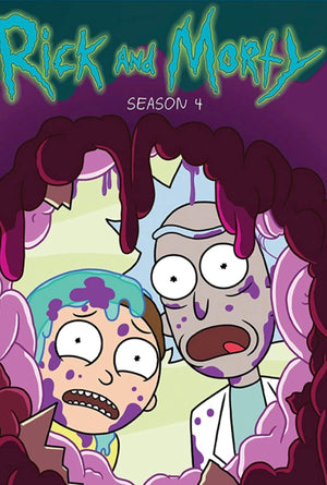 Ricky and Morty Season 4 VUDU HD *COMING SOON