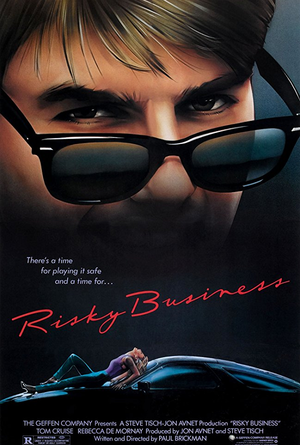 Risky Business VUDU HD or iTunes HD via Movies Anywhere